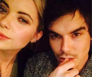Ashley Benson et Tyler Blackburn très proches sur Instagram