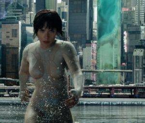 Ghost In The Shell actuellement au cinéma.