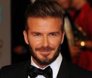 David Beckham défiguré avec son visage recouvert de cicatrices, la photo choc