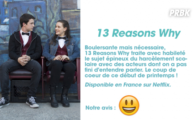 13 Reasons Why : notre avis sur la série