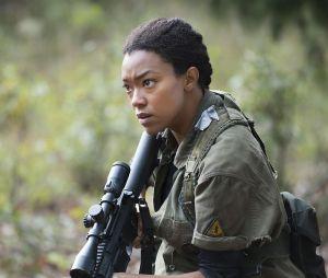 The Walking Dead saison 7 : Sasha va-t-elle mourir comme un autre personnage des comics
