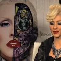 Christina Aguilera ... Découvrez la pochette de son nouvel album