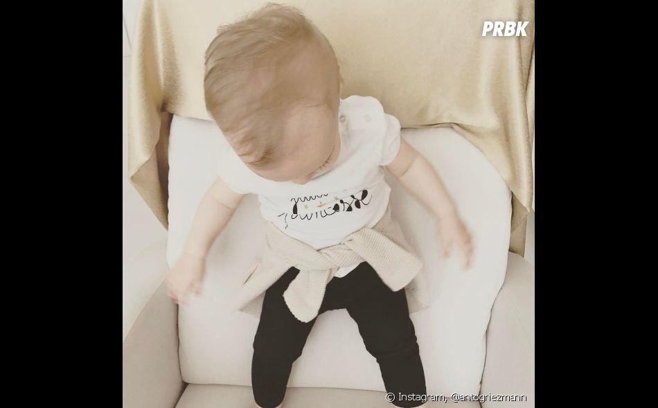 Antoine Griezmann papa : sa belle déclaration pour les 1 an de sa fille