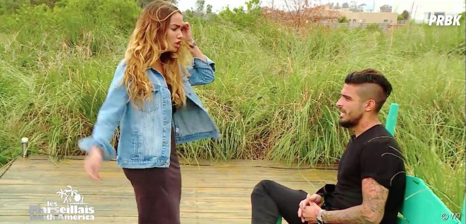 Les Marseillais South America : Manon Marsault confronte Julien Tanti en Argentine
