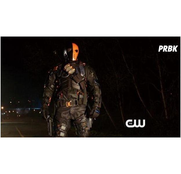 Arrow saison 5 : Deathstroke de retour avec un rôle inédit ?