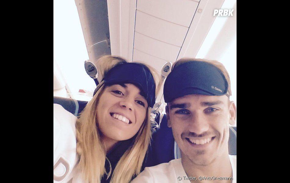 Antoine Griezmann en couple avec Erika Choperena