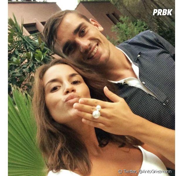 Antoine Griezmann en couple avec Erika Choperena : ils s'affichent complices sur Instagram