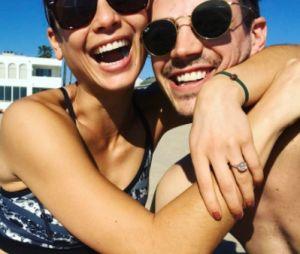 Grant Gustin (The Flash) fiancé : sa petite amie LA Thoma lui a dit oui