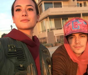 Grant Gustin (The Flash) et Andrea Thomas en couple depuis environ un an