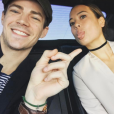 Grant Gustin (The Flash) et LA Thoma fiancés