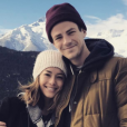 Grant Gustin (The Flash) fiancé à LA Thoma