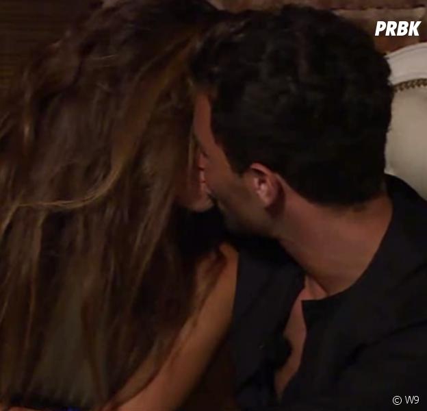 Jessy (Les Marseillais South America) et Valentin en couple : premier bisou au restaurant