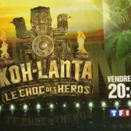 Koh-Lanta  le choc des Héros sur TF1 ce soir ... vendredi 9 avril 2010 ... vidéo