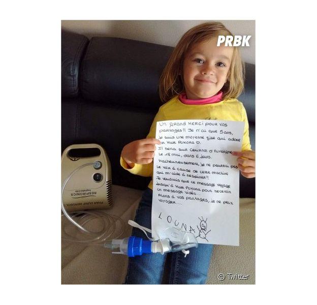 M. Pokora : la petite Louna, 5 ans, lance un appel pour rencontrer son idole