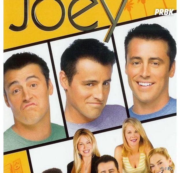 Friends : le créateur du spin-off Joey critique... le spin-off