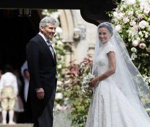 Pippa Middleton mariée : découvrez les photos de la cérémonie