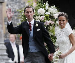 Pippa Middleton a dit oui à James Matthews
