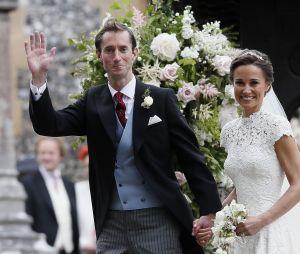 Pippa Middleton a dit oui à James Matthews