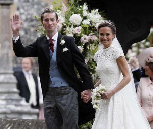 Pippa Middleton mariée à James Matthews