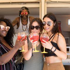 Cannes 2017 : un jour et une nuit à la Villa Schweppes avec IAM, Iris Mittenaere, le Woop...