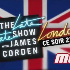 James Corden : son Late Late Show débarque à Londres avec David Beckham et Harry Styles