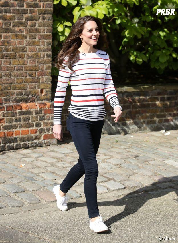 Kate Middleton porte des baskets Superga et fait exploser les ventes !