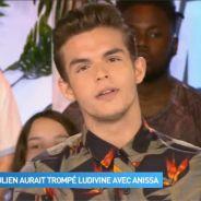 Julien Castaldi infidèle à Ludivine Birker et proche d'Anissa ? Il répond dans le Mad Mag