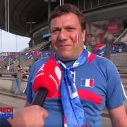 Quotidien se moque d'un supporter des Bleus qui ne parle pas anglais : la séquence qui divise