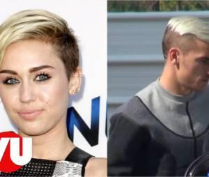 Antoine Griezmann comparé à Miley Cyrus par le Petit Journal