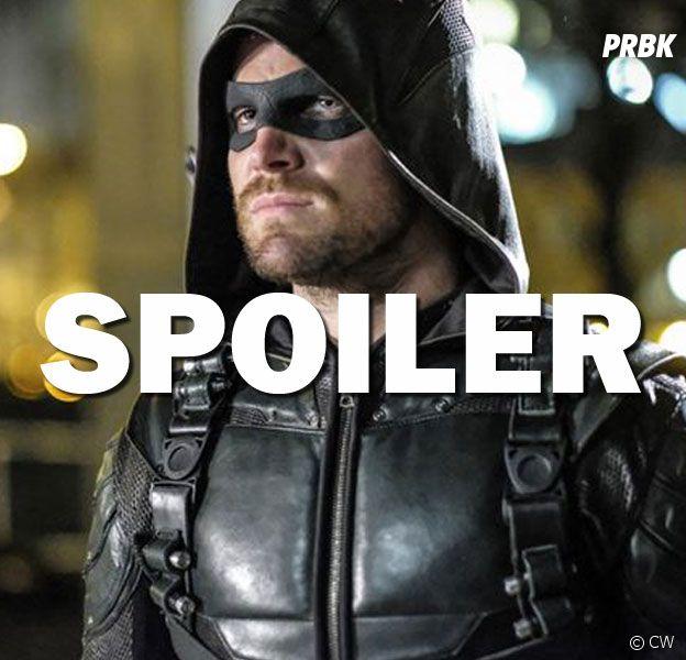 Arrow saison 6 : (SPOILER) de retour dans la suite, la preuve en photo