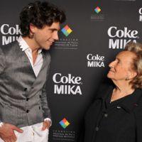 Mika en concert privé pour Coca à Paris ... retour en photos