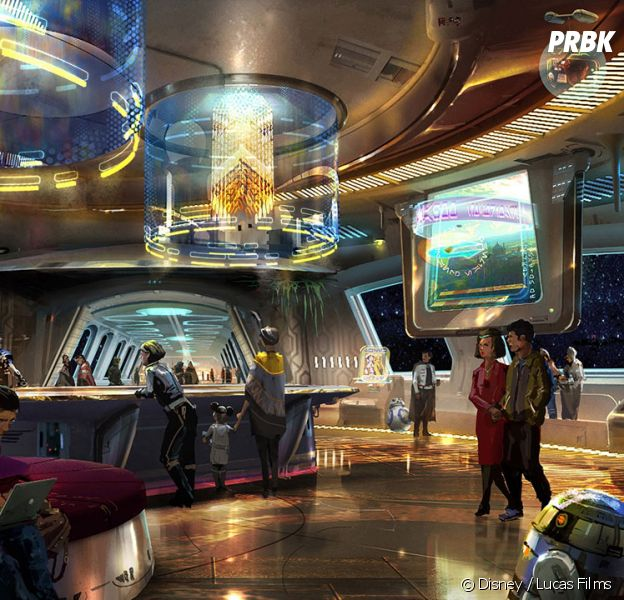 Disney va ouvrir un hôtel Star Wars à Disney World en Floride !