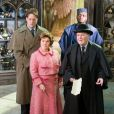 Harry Potter : Robert Hardy (Cornelius Fudge) est mort
