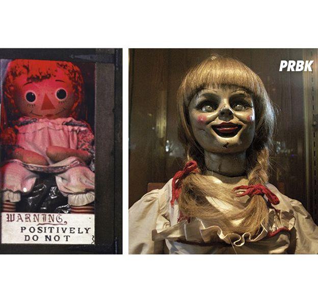 Annabelle, un film inspiré d'une histoire vraie