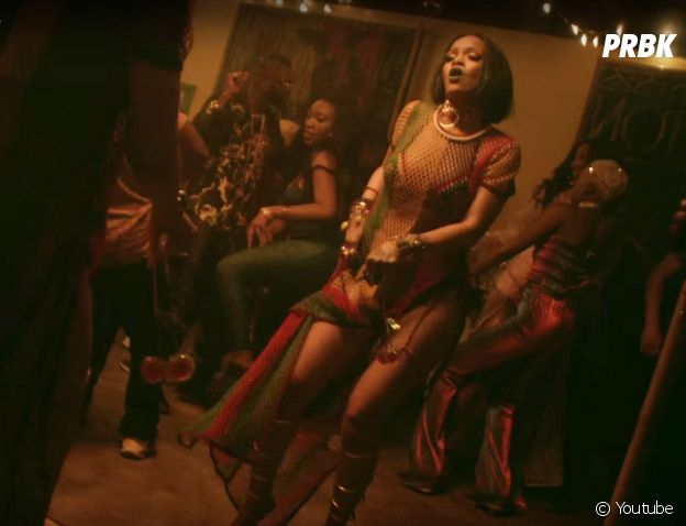 Fenty x Stance par Rihanna : les chaussettes stylées à l'effigie de Riri !