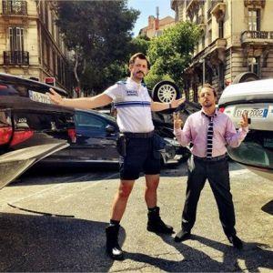 Taxi 5 : Monsieur Poulpe débarque au casting 🚕