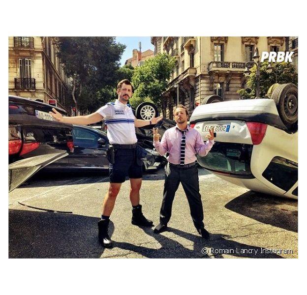 Taxi 5 : Monsieur Poulpe débarque au casting