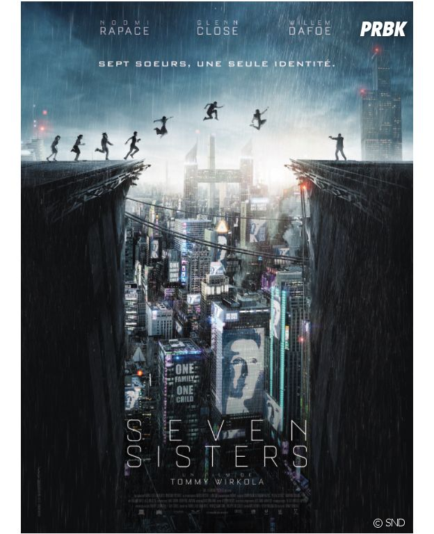 Seven Sisters actuellement au cinéma.