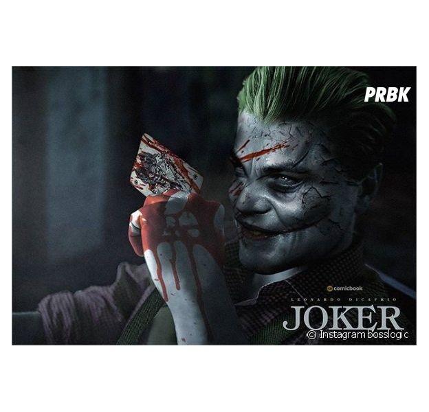 Batman : Leonardo DiCaprio en Joker dans un film solo ?