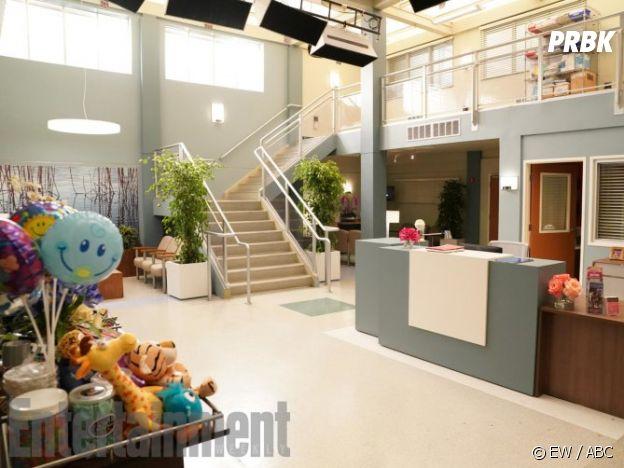 Grey's Anatomy saison 14 : découvrez le nouvel hôpital de la série