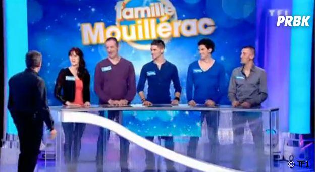 Jordan Mouillérac (Danse avec les stars 8) : le nouveau danseur a participé à une famille en or