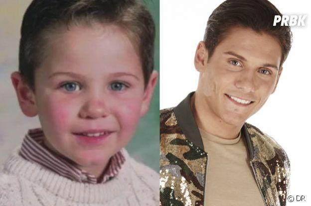 Secret Story 11 : la photo d'enfance de Bryan