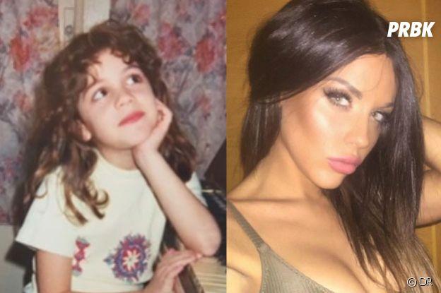 Secret Story 11 : la photo d'enfance de Laura