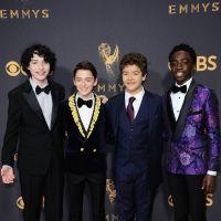 Stranger Things : quand les jeunes acteurs font le show dans les coulisses des Emmy Awards 2017