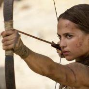 Tomb Raider : Alicia Vikander impressionne dans une bande-annonce intense