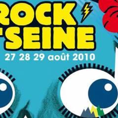 Rock En Seine 2010 ... On connait six nouveaux groupes