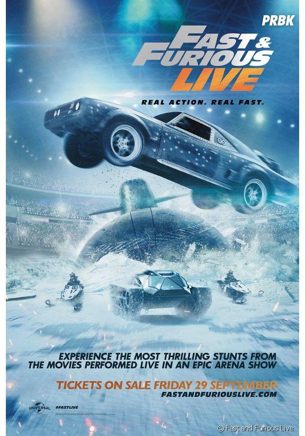 'Fast & Furious Live'