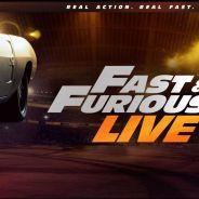Fast and Furious Live débarque à Paris et à Montpellier !