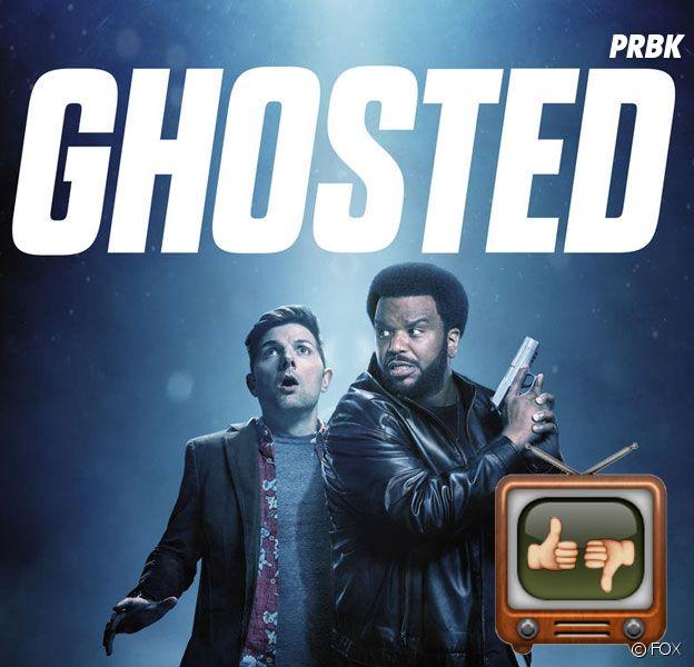 Ghosted : faut-il regarder la série ?