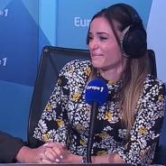 """Capucine Anav en larmes sur Europe 1 : """"votre chronique m'a beaucoup affectée"""""""